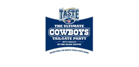 The CFO Suite Sponsors the Taste of the NFL!