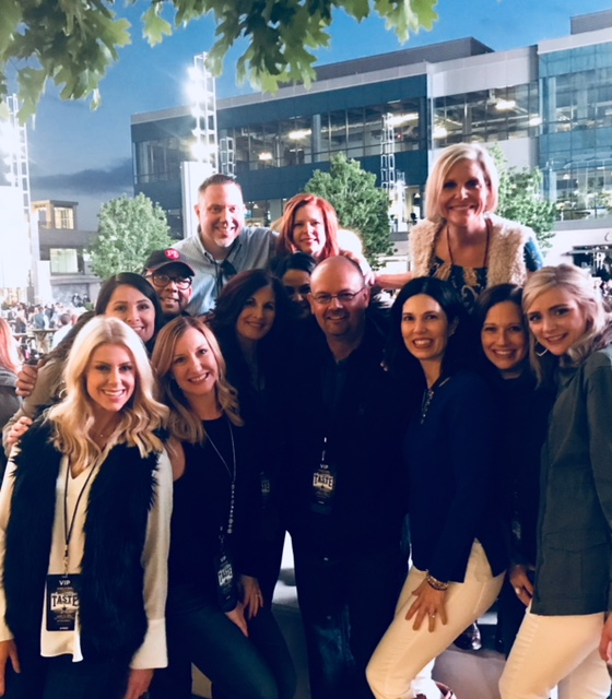 The CFO Suite Gives Back! NTFB and The Dallas Cowboys