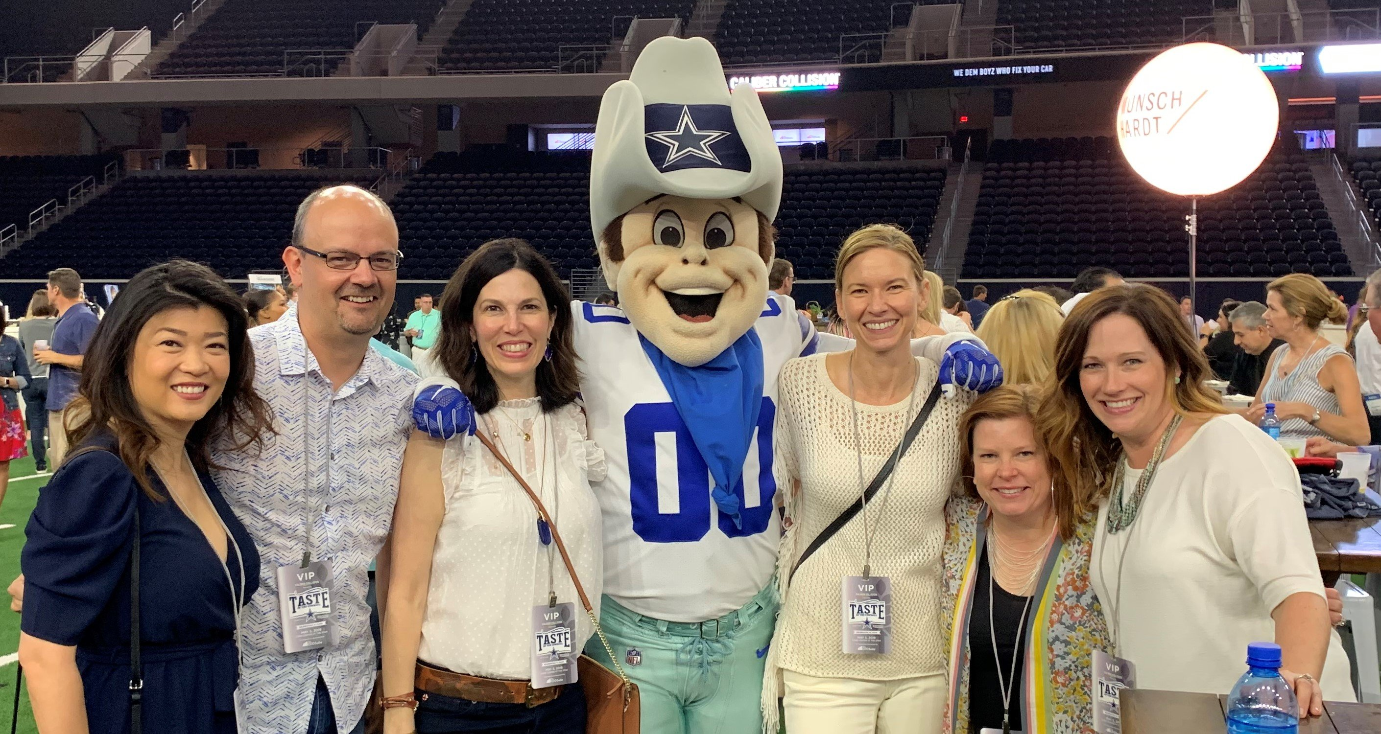 NTFB – Taste Of The Cowboys 2019