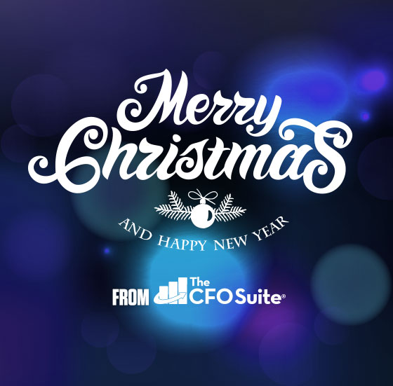 Merry Christmas from The CFO Suite!